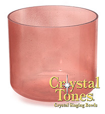 Rose Clear Bowl - 8F+30