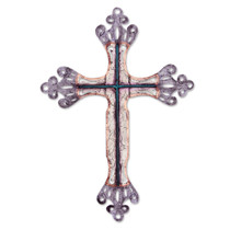 Christianity Steel Cross, 'Celestial Cross'