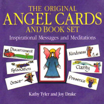 Angel Cards and Book Set