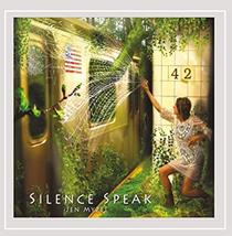 Silence Speak by Jen Myzel