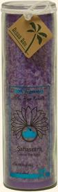 Chakra Jar Unscented Candle - Sahasrara (Violet)