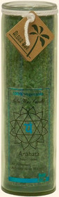 Chakra Jar Unscented Candle - Anahata (Green)