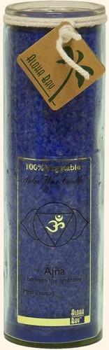 Chakra Jar Unscented Candle - Ajna (Indigo)
