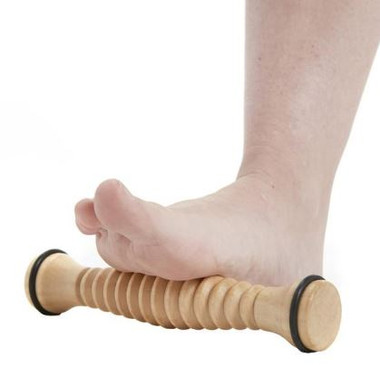 Body Back Company䋢 Wooden Foot Roller