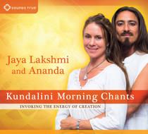 Kundalini Morning Chants - Jaya Lakshmi and Ananda CD