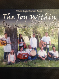 The Joy Within - White Light CD