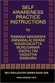 Self Awareness Practice Instruction