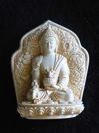 Statue - Medicine Buddha - Large
