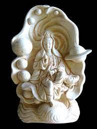 Statue - Cosmic Kuan Yin - Small