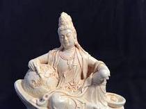 Statue - Earth Day Kuan Yin - Small