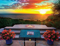 Self-Realization Fellowship Wall Calendar - 2021