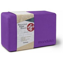 Manduka Recycled Foam Block - Possibility