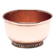 Small copper bowl