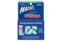 Mack's Safesound Soft Foam Earplugs