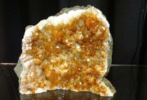 Citrine Cluster - Gemstone