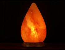 Himalayan Salt Teardrop Lamp