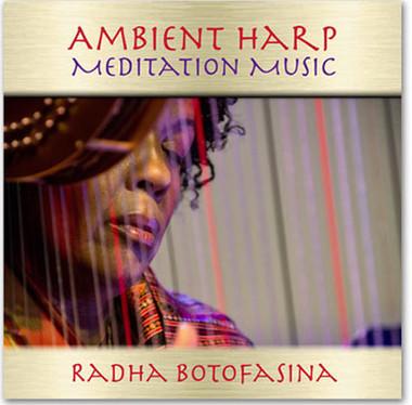 Ambient Harp Meditation Music
