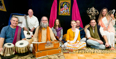 Auspicious Bliss, Kirtan CD, Acharya Mangalananda Inner Path