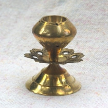 Brass Stick & Cone Incense Burner