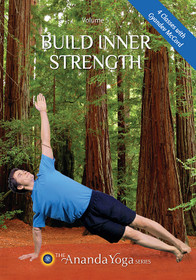 Build Inner Strength DVD - Ananda Yoga Series (vol. 5)