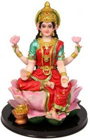 "Statue - Sweet Lakshmi - 11"""