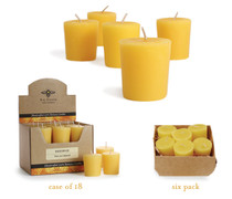 Beeswax - Votive Candle