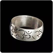 Om Ring - Sterling Silver
