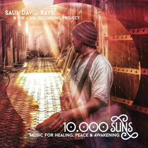 10,000 Suns - Music for Peace, Healing and Awakening