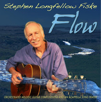 Flow- CD -  Stephen Longfellow Fiske