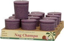 Votives - Perfume Blend with Essential Oils - Nag Champa