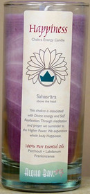Chakra Energy Jar Candle - Happiness