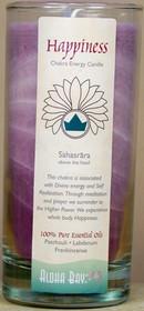 Chakra Energy Jar Candle - Happiness
