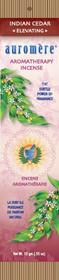 Cedar  Incense - Elevating - Auromere Ayurveda