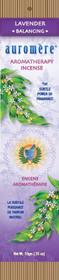 Lavendar Incense - Balancing - Auromere Ayurveda