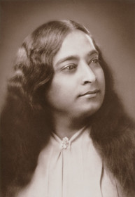 Paramhansa Yogananda Photo -Washington, DC 1926- Sepia 5x7