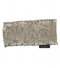 Silk Eye Bag, Goldsilk- Herbal
