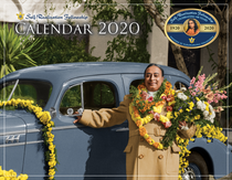 Self-Realization Fellowship Centennial Commemorative Wall Calendar - 2020