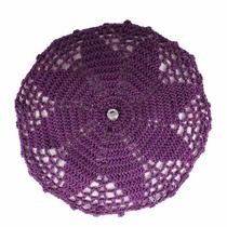 Hand Crochet Ladies Head Cover