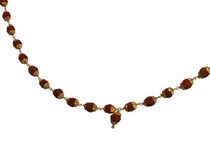 Fancy Rudraksa Beads