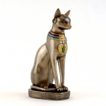 Egyptian Bastet with Earring
