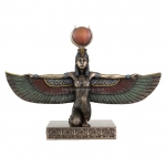 Statue - Isis Kneeling with Outstretched Wings