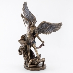 Archangel St. Michael (Bronze Finish)