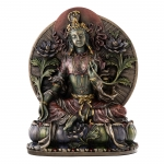 Statue - Green Tara - The Great Compassionate Mother