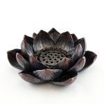 Lotus Incense and TeaLight Holder