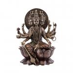 Statue - Gayatri Mata - Hindu Goddess of Knowledge