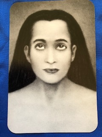 Mahavatar Babaji magnet