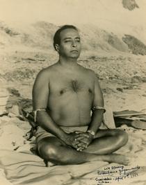 Paramhansa Yogananda - Encinitas Samadhi Photo 8X10 Sepia
