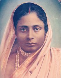 Paramhansa Yogananda Photo - Master's Mother 8X10