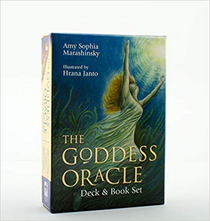 Goddess Oracle Deck