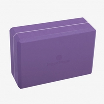 "Yoga Block - 3"" Foam"